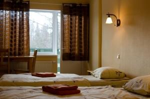 Majutus nelijärve hostelis