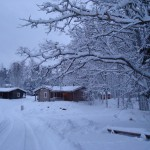 Puhkemajad talvel