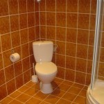 Puhkemaja wc ja dushiruum