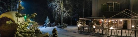 Head uut aastat soovib nelijärve puhkekeskus